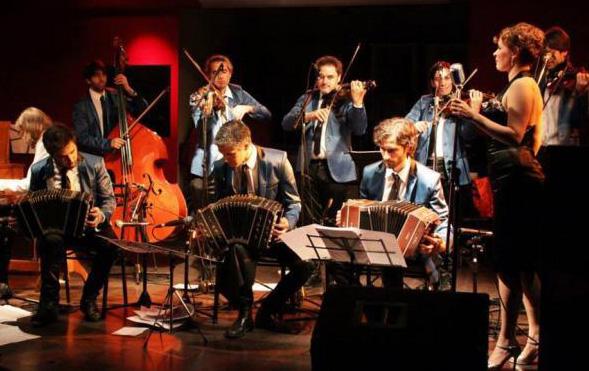 orquesta tipica Misteriosa Buenos Aires