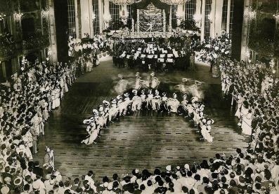 Colon Teatro Carnavales de antaño Archivo Gral de la Nacion